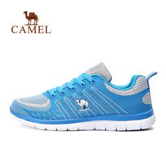 CAMEL骆驼运动女款跑鞋 女士出游减震透气防滑低帮运动鞋