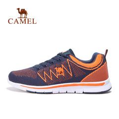 【2016新品】CAMEL骆驼户外男款越野跑鞋 舒适时尚透气运动鞋