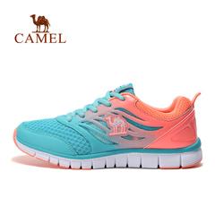 CAMEL骆驼户外越野跑鞋 女款减震跑步鞋透气运动鞋女士