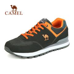 Camel骆驼男鞋 运动休闲鞋户外越野跑鞋男防滑透气 2016秋季新品