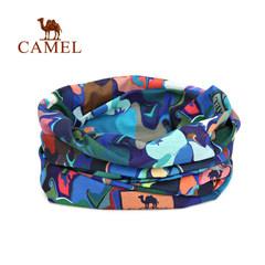 CAMEL骆驼户外头巾 男女通用 骑行登山徒步旅行通用头巾魔术头巾