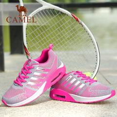 Camel/骆驼女鞋 春季 日常运动鞋透气网布女单鞋跑步鞋