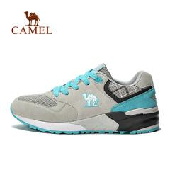 【热销5000双】骆驼运动越野跑鞋男女减震透气跑步鞋休闲运动鞋冬