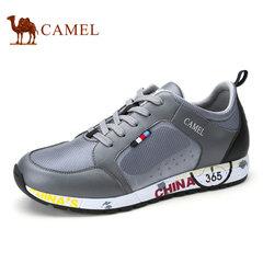 Camel/骆驼男鞋夏季 运动风炫酷时尚休闲运动鞋跑步鞋男