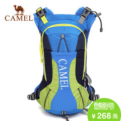 camel/骆驼户外骑行跑步背包 10L休闲旅行运动包
