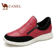 Camel/骆驼男鞋春夏季男士潮流运动鞋运动休闲套脚鞋