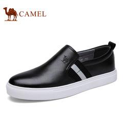 Camel/骆驼男鞋春季套脚鞋 舒适简约男鞋 时尚潮流鞋休闲