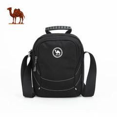 【新品】骆驼户外斜挎包 男女通用4L简约户外单肩斜挎肩包