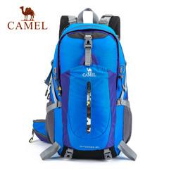 2016新品 CAMEL骆驼户外登山包双肩男女旅行背包徒步野营骑行旅游