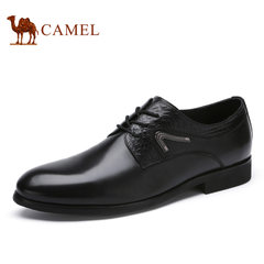 Camel/骆驼男鞋【小码鞋】夏季商务正装牛皮男士皮鞋