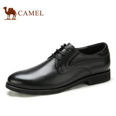 Camel/骆驼男鞋春季男士英伦商务皮鞋舒适绅士皮鞋