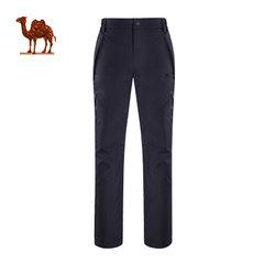 【新品】骆驼户外 秋冬女款冲锋裤透气保暖耐磨女裤