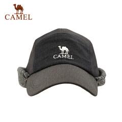 CAMEL骆驼户外运动帽 防风保暖舒适休闲护耳帽
