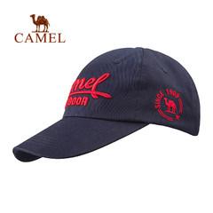 CAMEL骆驼户外运动帽 潮流时尚百搭棉质鸭舌帽