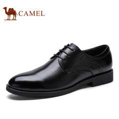 【断码清仓】Camel/骆驼男鞋夏季 商务正装皮鞋舒适耐磨男士皮鞋