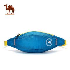 骆驼运动 秋冬新品多功能腰包男女通用旅游腰包定制拉链