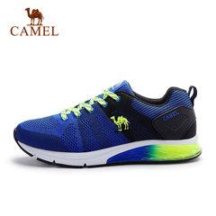 CAMEL骆驼 情侣越野跑鞋透气减震运动夏季飞线低帮男女跑步鞋