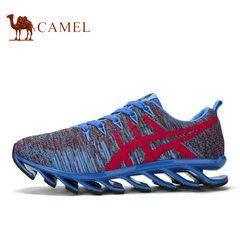 CAMEL骆驼户外男鞋越野跑鞋情侣款 舒适时尚休闲运动鞋男士