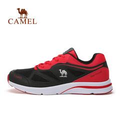 【热销8000双】骆驼运动跑鞋 男女休闲透气跑步鞋防滑轻便运动鞋