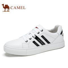 Camel骆驼男鞋 春季时尚潮流休闲滑板鞋舒适休闲板鞋