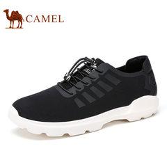 【断码清仓】Camel/骆驼男鞋透气耐磨舒适时尚低帮运动休闲健步鞋