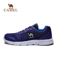 【热销7000双】骆驼运动跑鞋 男女休闲透气运动鞋 轻便耐磨跑步鞋
