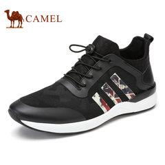 Camel/骆驼男鞋 日常运动跑步鞋舒适时尚休闲户外低帮运动鞋男