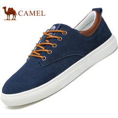 Camel/骆驼日常休闲男鞋 运动休闲平板鞋子 男青年男鞋韩版潮鞋