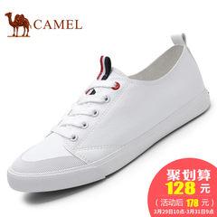CAMEL骆驼男鞋2017春季情侣鞋韩版百搭休闲鞋运动小白鞋男女板鞋
