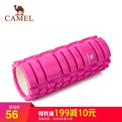 骆驼瑜伽柱泡沫轴 肌肉放松滚轴 防滑按摩健身瑜伽棒瘦身室内装备