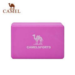 【2017新品】CAMEL骆驼运动瑜伽砖 回弹防滑耐潮男女通用瑜伽砖