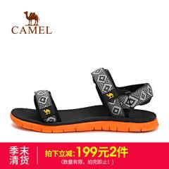 CAMEL骆驼运动沙滩凉鞋 男款防滑耐磨运动凉鞋 春夏轻便休闲凉鞋