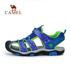 【2017新品】骆驼童鞋儿童青少年户外沙滩鞋男童女童包头运动凉鞋