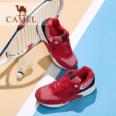 Camel/骆驼女鞋 新款 时尚舒适 活力休闲运动女鞋