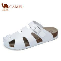 Camel/骆驼男拖鞋 2017夏季新款 日常休闲鞋 轻便舒适沙滩凉拖鞋