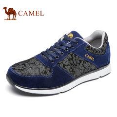 Camel/骆驼男鞋 夏季 日常运动跑步鞋 舒适透气男鞋子