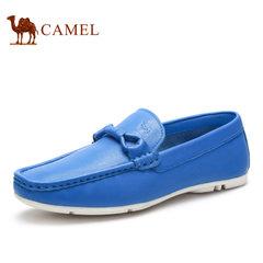 【断码清仓】Camel/骆驼男鞋 潮流乐福鞋休闲鞋夏季豆豆鞋 驾车鞋