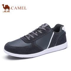 Camel/骆驼男鞋夏季低帮男鞋时尚运动轻盈舒适 休闲板鞋男跑步鞋