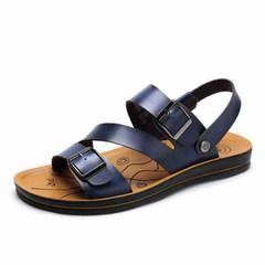 Camel/骆驼凉鞋男 夏季 日常休闲沙滩鞋舒适百搭露趾休闲凉鞋男