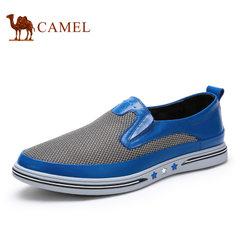 【特价清仓】Camel 骆驼男鞋 时尚休闲夏季透气网面鞋夏季