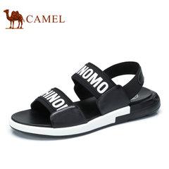 Camel/骆驼男鞋2017夏季新品舒适时尚休闲凉鞋清凉沙滩凉鞋男 潮