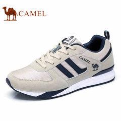 Camel/骆驼男鞋2017秋季新品时尚运动户外鞋运动休闲鞋情侣鞋