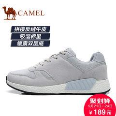 CAMEL/骆驼男鞋2017秋季新品运动跑鞋减震透气跑步鞋休闲运动鞋男