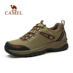Camel骆驼户外鞋男徒步鞋女运动鞋防水防滑耐磨减震跑步鞋登山鞋