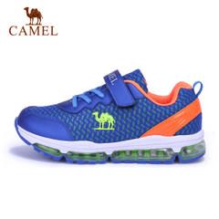 CAMEL骆驼童鞋男童中大童气垫跑鞋儿童网面透气布鞋面新品运动鞋