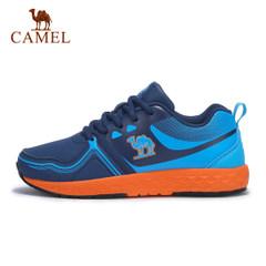 小骆驼童鞋男童运动鞋女童学生跑步鞋中大童儿童轻便舒适运动鞋