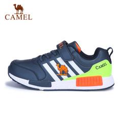 CAMEL骆驼童鞋中大童跑步鞋减震防滑男童儿童透气舒适休闲运动鞋