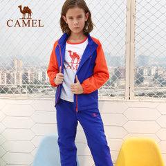 CAMEL骆驼童装男童综训运动套装儿童运动装休闲两件套