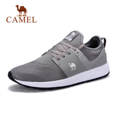 Camel/骆驼骆驼情侣运动鞋男女新款透气防滑休闲鞋减震耐磨跑步鞋
