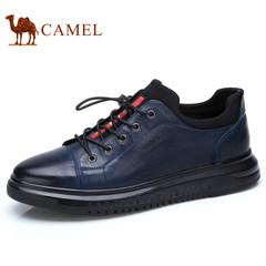 Camel/骆驼男鞋2017秋季新品时尚极限运动板鞋滑板日常休闲鞋